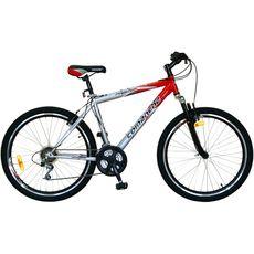 "Велосипед Comanche Prairie Красный-серебристый (рама 18,5""), фото 1"