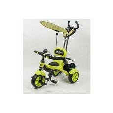 Велосипед 3-х колесный Mars Trike, надувные колеса, зеленый     {KR01 air зеленый}, фото 1