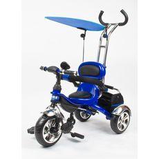 Велосипед 3-х колесный Mars Trike синий {KR01 синий}, фото 1