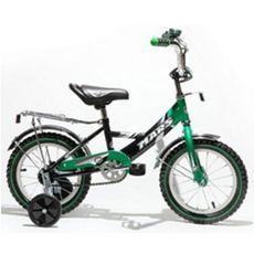 """Велосипед Mars 20"""" ручной тормоз + эксцентрик, зеленый/черный {С2001 з/ч}, фото 1"""