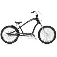 "Велосипед 24"" Electra Ghostrider 3i (Alloy) Men's Black (BIC-17-12), фото 1"