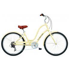 """Велосипед 24"""" Electra Townie Original 7D Ladies' Vanilla (BIC-21-01), фото 1"""