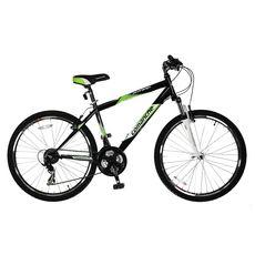 """Велосипед Comanche Ontario M Черный-зеленый (рама 17""""), фото 1"""
