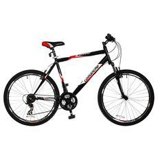 """Велосипед Comanche Ontario M Черный-красный (рама 21""""), фото 1"""