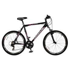Велосипед Comanche Ontario Sport St Черный-фиолетовый, фото 1