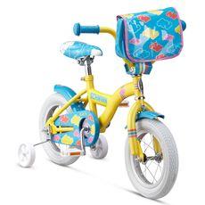 """Велосипед 12"""" Schwinn Tigress Girls 2014 yellow, фото 1"""
