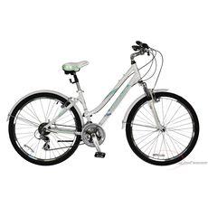 Велосипед Comanche Holiday Lady Белый-бирюзовый, фото 1