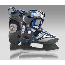 Раздвижные коньки Спортивная Коллекция Galaxy Boy Blue, фото 1