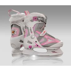Раздвижные коньки Спортивная Коллекция Galaxy Girl Pink, фото 1