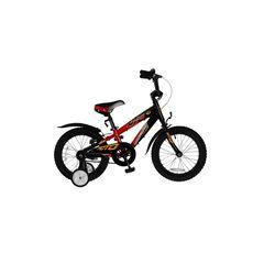 """Велосипед Comanche Moto W16 Чорний-червоний (рама 8""""), фото 1"""