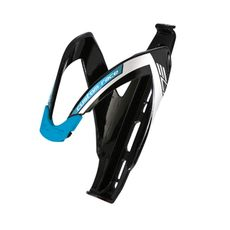 Флягодержатель Elite Custom Race, черн/синий, Glossy, фото 1