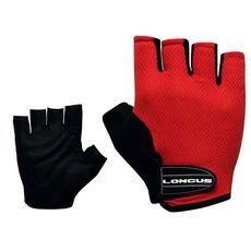 Перчатки Longus SOFTY черн/красные, фото 1