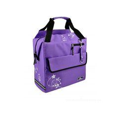 Сумка на багажник Longus PANIER фиолетовая, фото 1