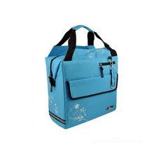 Сумка на багажник Longus PANIER голубая, фото 1