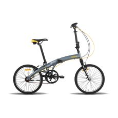 "Велосипед 20"" Pride Mini 3 RST 2014 серый матовый, фото 1"