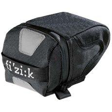 Велосумка п/седло FI'ZI:K Saddle Pa:k т.сер мал. ICS клипса, фото 1