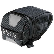 Велосумка п/седло FI'ZI:K Saddle Pa:k т.сер средняя ICS клипса, фото 1