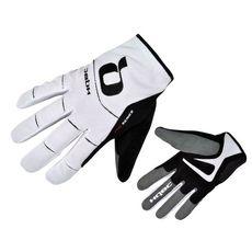 Перчатки HQBC RIDER WOV длин пальцы белые, фото 1