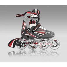 Роликовые коньки Спортивная Коллекция Ultra Deluxe Bordo / размер 37-40, фото 1