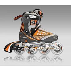 Роликовые коньки Спортивная Коллекция Ultra Orange / размер 29-32, фото 1