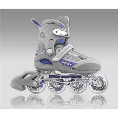 Роликовые коньки Спортивная Коллекция Matrix Delux Violet, фото 1