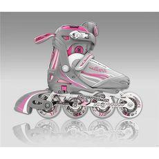 Роликовые коньки Спортивная Коллекция Ultra Deluxe Pink / размер 29-32, фото 1