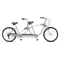 """Велосипед 26"""" Schwinn TANGO TANDEM 2014 silver, фото 1"""