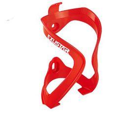 Флягодержатель Exustar BC500RD Nylon + стекловолокно, красный (CGE-01-54), фото 1