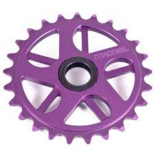 Звезда MacNeil Lambo со шлицевым соединением 25T purple 2011, фото 1