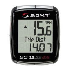 Велокомпьютер Sigma Sport BC 12.12 STS, фото 1