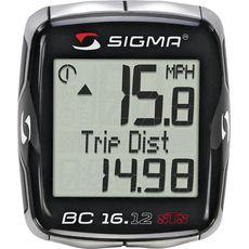 Велокомпьютер Sigma Sport BC 16.12 STS, фото 1