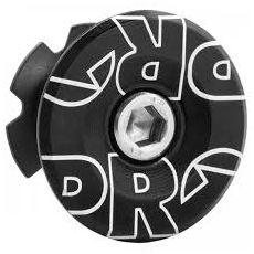 Ромашка с крышкой PRO анодиров 28,6мм черн, фото 1