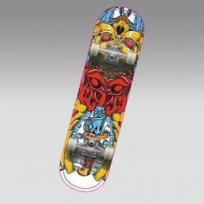 Скейтборд Max City SWARD, фото 1
