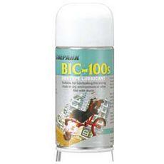 Смазка цепи Chepark BIC-100-S аэрозоль для сухих погодных условий, объём 150мл (LUB-01-10), фото 1
