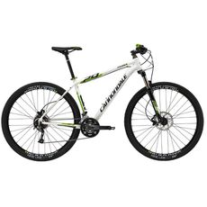 "Велосипед 29"" Cannondale Trail 4 M гидравл. Hayes Dyno-Sp., 27 ск., Alivio 2015 белый, фото 1"