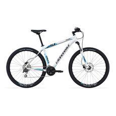 "Велосипед 27.5"" Cannondale Trail 6 S гидравл. Promax Decipher, 24 ск., Acera 2015 белый, фото 1"