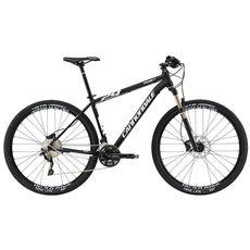 """Велосипед 27,5"""" Cannondale Trail 2 S гидравл., Shimano M-506, 30 ск., SLX, воздушная вилка, 2015 черно-матовый, фото 1"""