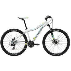 "Велосипед 27,5"" Cannondale Tango 7 Feminine M механ. Tektro Novela, 24 ск., Altus 2015 белый, фото 1"