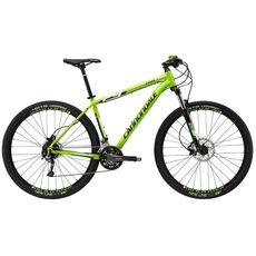 "Велосипед 27.5"" Cannondale Trail 4 S гидравл. Hayes Dyno-Sp., 27 ск., Alivio 2015 зеленый, фото 1"
