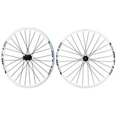 """Колеса Shimano WH-MT15-A МТВ 29"""" белые, переднее +заднее, для диск торм CENTER LOCK, фото 1"""