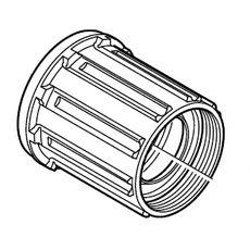 Барабан задней втулки Shimano Deore XT/XTR, FH-M775/770/975, фото 1