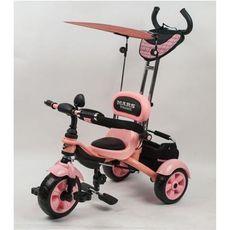 Велосипед 3-х колесный Mars Trike аніме розовый {KR01 аніме розовый}, фото 1