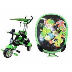 Велосипед 3-х колесный Mars Trike аніме салатовый {KR01 аніме салатовый}, фото 2