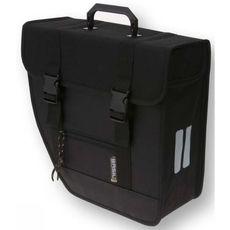 Сумка на багажник Basil TOUR-SINGLE LI 17л. водоотталкив. полиэстер, черная, фото 1