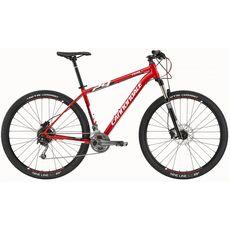 "Велосипед 27.5"" Cannondale Trail 3 S гидравл. Shimano M-445, 27ск., Deore 2015 красный, фото 1"