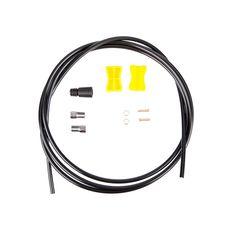 Гидролиния Shimano SM-BH59 для диск.торм. M665, M775, M615/605, M445, M395/355- 1700мм с комплектом соединения, черная, фото 1