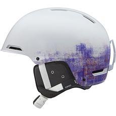 Шлем горнолыжный Giro Battle White Beachcomber, фото 1