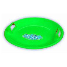 Ледянка-диск PLAST KON SUPER STAR зелен., фото 1