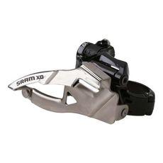 Переключатель передний Sram X-0 2x10 HiClamp 31.8DP, фото 1