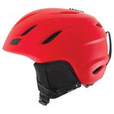 Шлем горнолыжный Giro Nine Red, фото 1